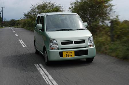 スズキ・ワゴンR(FF/4AT)/ワゴンR RR-DI(FF/4AT)【試乗記】