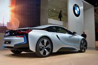 BMW i8:相変わらずカッコいいの画像