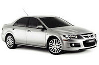 マツダ、ハイパフォーマンスモデル「Mazda6 MPS」披露【パリサロン04】の画像