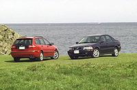 【Movie】ボルボ「S40」「V40」2003年モデル試乗会報告(その2)