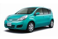 「ノート」のCVT搭載車は、10.15モード燃費で20.0km/リッターを達成。自動車取得税が75%、自動車取得税が75%それぞれ減税される。