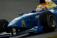 10番手スタートから、ロッテラー同様ノービット作戦で3位表彰台を獲得した片岡龍也。
