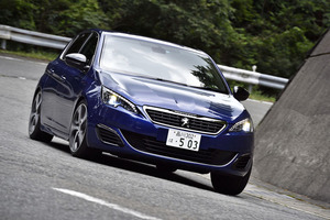 プジョー308GT BlueHDi(FF/6AT)/308SWアリュールBlueHDi(FF/6AT)【試乗記】