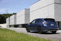 「インプレッサスポーツ ハイブリッド」は2015年6月に発表、7月に発売された。セダンの「G4」にはハイブリッド車は設定されない。
