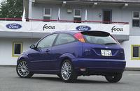 フォード・フォーカスST170(6MT)【試乗記】の画像