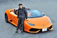 「谷口信輝の新車試乗」――ランボルギーニ・ウラカン スパイダー(前編)の画像