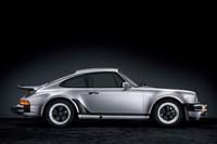 「スポーツクラシック・ホイール」のモチーフとなった「初代911ターボ」のホイール。