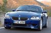 独BMW、「Z4クーペ」と高性能版「Z4 Mクーペ」詳細を発表