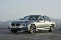 2017年1月に日本導入が発表された新型「BMW 5シリーズ」。