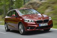 「BMW 2シリーズ アクティブツアラー」