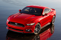新型「フォード・マスタング」