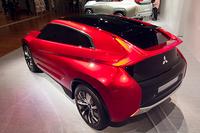 三菱がスポーティーなコンパクトSUVを提案【東京モーターショー2013】の画像