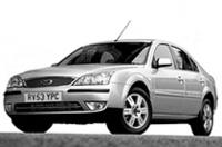 フォード「モンデオ」マイナーチェンジの画像