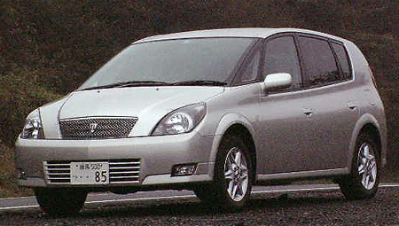 トヨタ・オーパ2.0D-4i Sパッケージ(CVT)【ブリーフテスト】
