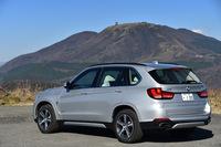 BMW X5 xDrive40e(4WD/8AT)【レビュー】の画像