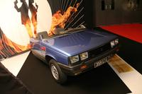 ルノーが所蔵する1985年「ルノー11」のタクシー。『007 美しき獲物たち』(1985年)に登場。