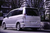 トヨタ・ヴォクシー Z Gエディション(FF/4AT)【ブリーフテスト】の画像