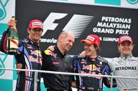第3戦マレーシアGP「レッドブル独走という事実と懸念」【F1 2010 続報】