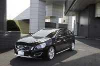 ボルボの新型ワゴン「V60」日本上陸の画像