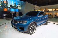 「BMWコンセプトX4」