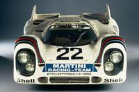 1960年代の終わりから70年代前半にかけて活躍したレーシングカー「ポルシェ917」。