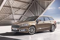 フォードは近年、新しいプレミアムラインとして「ヴィニャーレ」というサブブランドを展開している。写真のモデルは、「フォード・モンデオ ヴィニャーレ」。