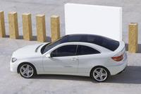 新型メルセデス・ベンツCLCがフォトデビューの画像