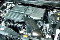 MZR1.3リッター「ミラーサイクルエンジン」。ユーノス800(1993年)に採用されたエンジン名が復活した。