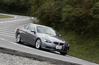 BMW 335iクーペ(FR/6AT)【試乗速報】の画像