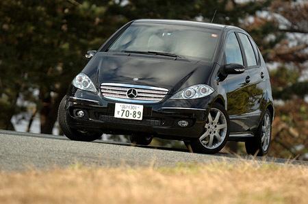メルセデス・ベンツA200ターボアバンギャルド(FF/CVT)【試乗記】