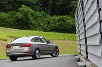 BMW 320iグランツーリスモ モダン(FR/8AT)【試乗記】の画像
