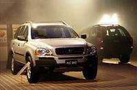 【Movie】ボルボ初の本格SUV「XC90」シリーズ発表