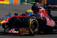 母国GPで気合いが入ったのはアロンソだけではない。トロロッソのハイメ・アルグエルスアリもスペインの期待を背負って走った。予選18位、Q1で足止めとなった悔しさをバネに、2ストップ作戦を成功させ、2戦連続となる8位でポイントを獲得した。(Photo=Toro Rosso)