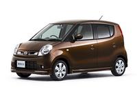 日産「モコ」にスタイリッシュモデルな特別仕様車の画像