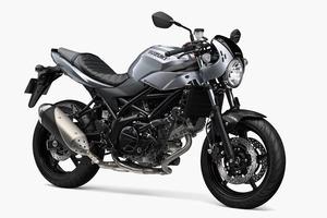 """スズキ、""""ネオレトロ""""な新型「SV650X ABS」を発売"""