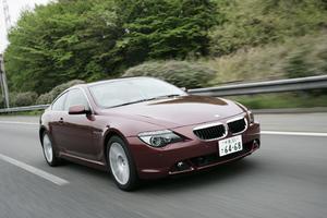 BMW630i(6AT)【試乗記】