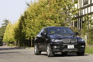 BMW X6 xDrive50i(4WD/6AT)【試乗記】