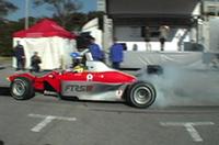 【Movie】東京オートサロン2005〜「幕張に爆音!GTカー&Fニッポンデモ走行」の画像