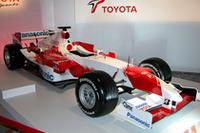 「F1で初優勝を!」トヨタ07年モータースポーツ活動計画の画像