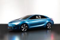 トヨタから3台のワールドプレミア【北京モーターショー2012】