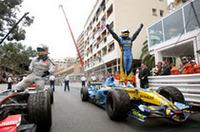 【F1 2006】第7戦モナコGP、アロンソ今季4勝目でポイント差さらに拡大の画像