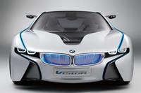 BMW、高性能でエコなコンセプトカーを出展【フランクフルトショー09】