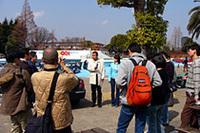 春のとしまえんで、「Spring Meet 2004」開かれる