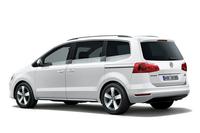 300台限定 VWシャランに装備充実の特別仕様車の画像