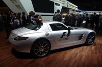 2010年F1グランプリのオフィシャルセーフティカー。