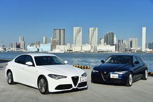 アルファ・ロメオ・ジュリア ヴェローチェ(4WD/8AT)/ジュリア スーパー(FR/8AT)【試乗記】