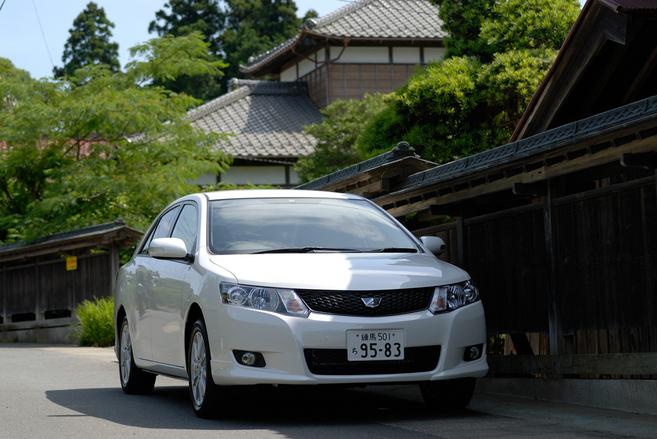 """トヨタ・アリオンA18""""Sパッケージ""""(FF/CVT)【ブリーフテスト】"""