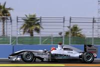 第9戦ヨーロッパGP「独英対決、ドイツに軍配」【F1 2010 速報】