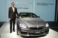 BMW、4ドアの「6シリーズ グランクーペ」を発表