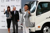 日野、小型トラック新型「日野デュトロ」を発売の画像